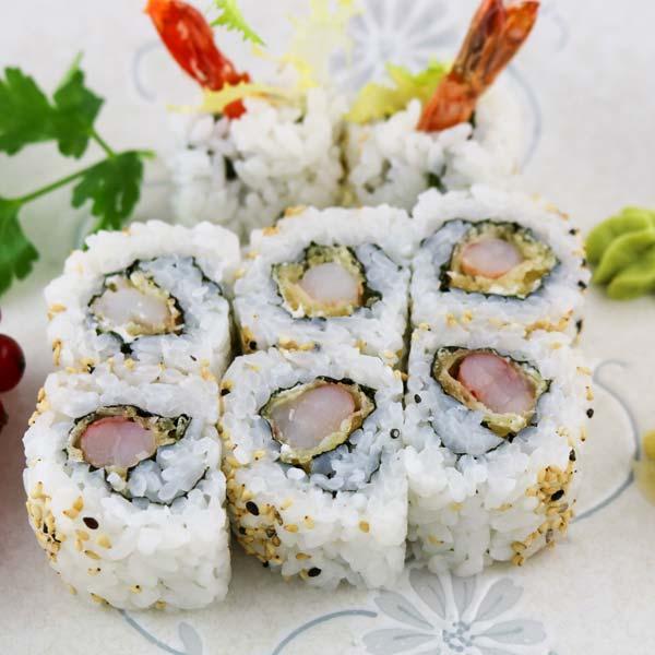 how to make uramaki sushi