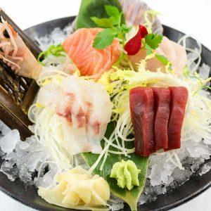 hisyou ristorante di sushi take away consegna a domicilio - sushi e sashimi sashimi misti