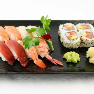 hisyou ristorante di sushi take away consegna a domicilio - sushi e sashimi sushi misti