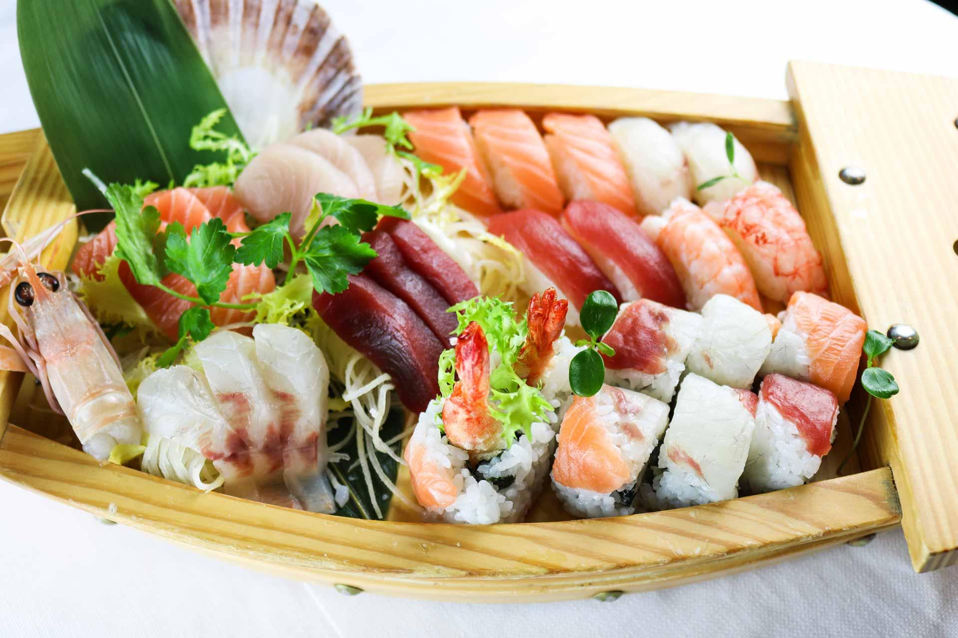 HisYou Ristorante di Sushi Take Away consegna a domicilio - Barca